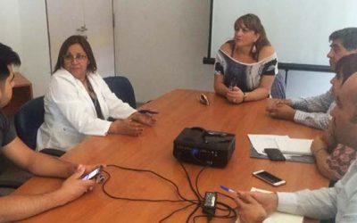 Hospital de Santa Cruz se compromete con el buen trato al adulto mayor gracias a convenio con Senama OHiggins