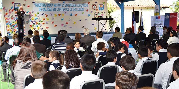 Inaugurado oficialmente el año escolar en Cardenal Caro