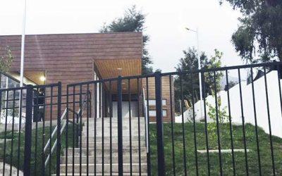 Inauguran anhelada sede social en villa Los Cóndores de Machalí
