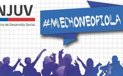 Injuv lanza campaña MechoneoPiola