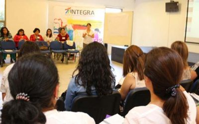 Integra capacita a más de 1300 trabajadoras en la Sexta Región