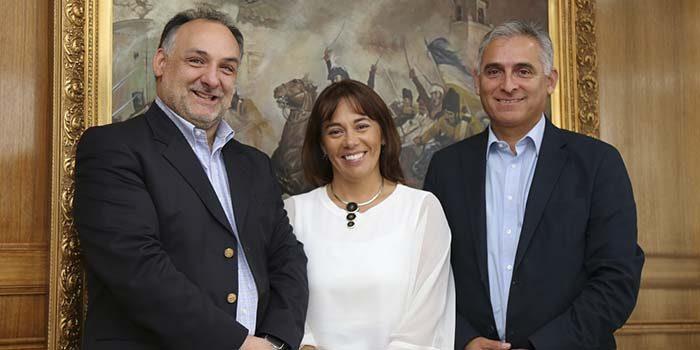 Intendente valora trabajo de Mauricio Larraín como gerente general de El Teniente