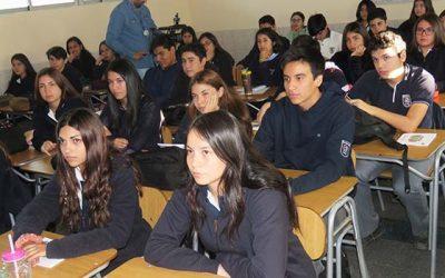 Más de 15000 alumnos de la Sexta Región se capacitan como censistas