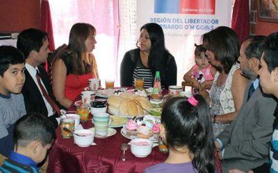 Más de 82 mil familias de la Sexta Región recibirán Aporte Familiar Permanente
