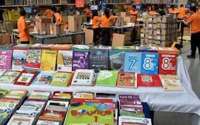Más de un millón de textos escolares son entregados en la Sexta Región