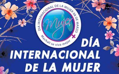 Machalí realizará diversas actividades para el día internacional de la mujer