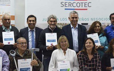 Microempresarios de Lolol y Pumanque reciben subsidios del Sercotec