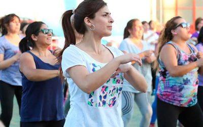 Mujeres de la región celebrarán su día con entretenida sesión de Zumba