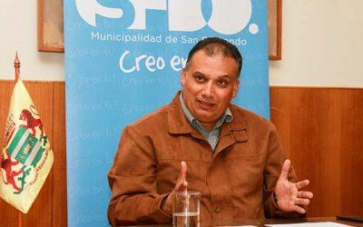 Muncipio sanfernandino cancela sueldos de febrero y reestructura la Cormusaf