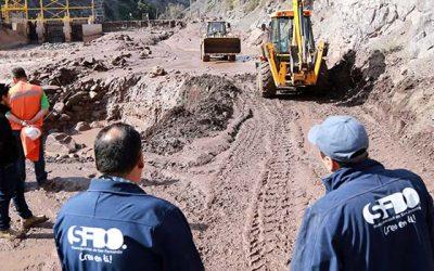 Municipio de San Fernando realizará catastro de vehículos que se encuentran en las Termas del Flaco