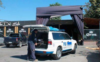 PDI Continúa investigación por muerte de joven al interior de estacionamiento en Rancagua