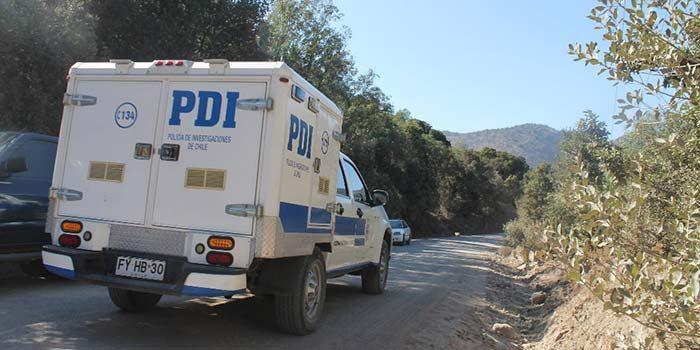 PDI encuentra cadáver de rancagüino desaparecido hace trece días