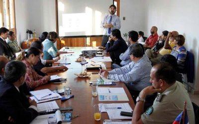 Se reconstituye Consejo Comunal de Seguridad Pública de Mostazal