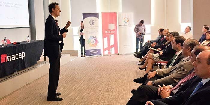 Seminario de energía aborda desafíos y proyecciones en materia de desarrollo sustentable en OHiggins