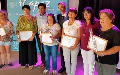 El Sence certifica alumnos del programa MásCapaz en Peralillo