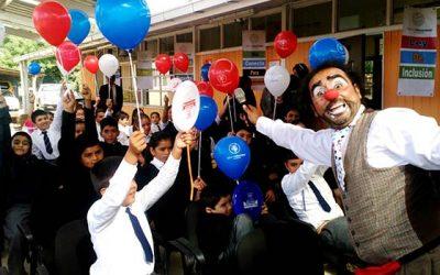 Senda OHiggins da el vamos a un nuevo año de trabajo en los colegios de la Región