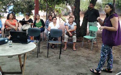 Seremi del Medio Ambiente dicta charla sobre residuos a juntas de vecinos de Rancagua