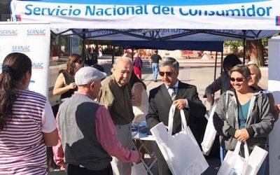 Sernac inaugura la séptima feria del consumidor en la Sexta Región