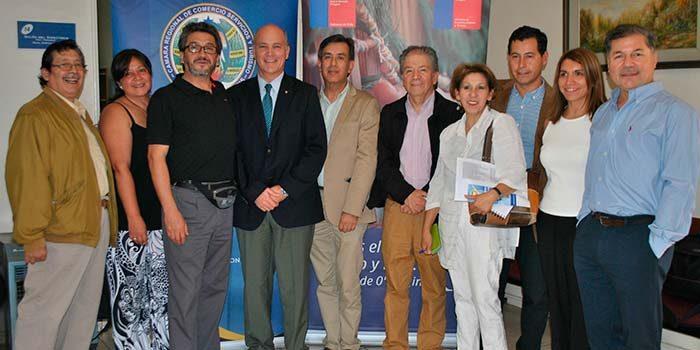 Sernatur OHiggins asiste a primer encuentro regional de presidentes de gremios de turismo
