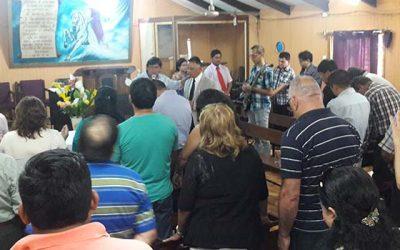 Tercer encuentro binacional de ministros del evangelio Rengo-Guaymallen 2017