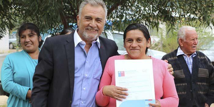 Vecinos de Lolol mejorarán sus viviendas gracias a subsidio rural