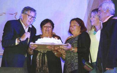 Villa Nelson Pereira de Rancagua celebra en grande sus tres décadas de vida