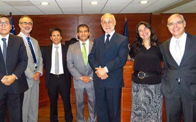 poder judicial Juran abogados integrantes y relatores de la Corte de Apelaciones de Rancagua