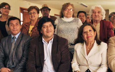 35 clubs de adultos mayores de Las Cabras empoderados y participativos
