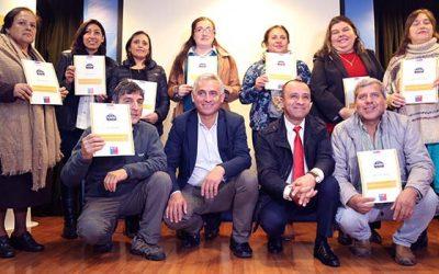 Almacenes de Chile certifica a 35 dueños de almacenes de la Sexta Región