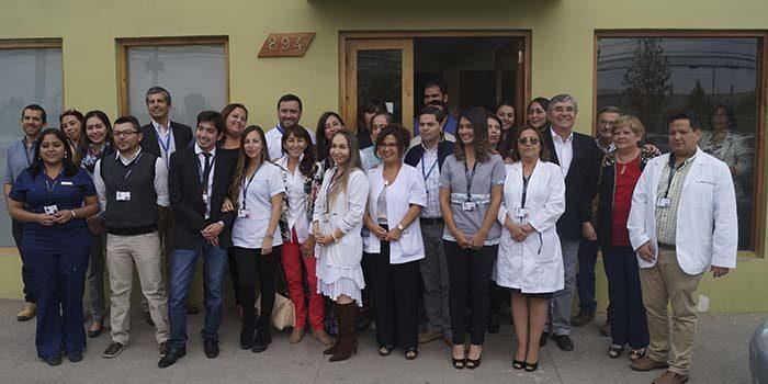 Autoridades regionales inauguran Centro de Salud Mental Santa Cruz