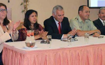 Autoridades regionales realizan enérgico llamado a denunciar la violencia hacia las mujeres