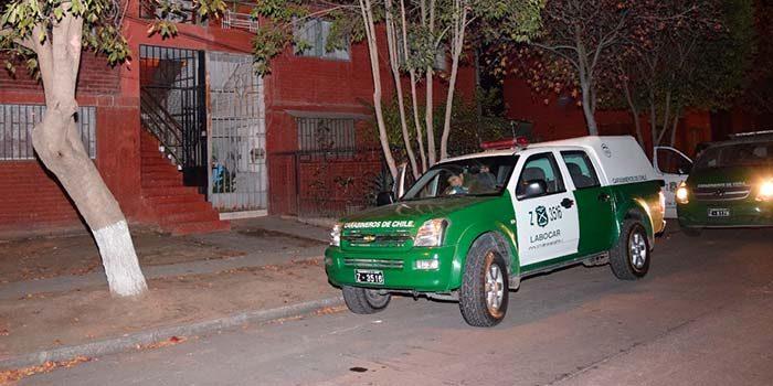 Carabineros detiene a autor de secuestro y violación