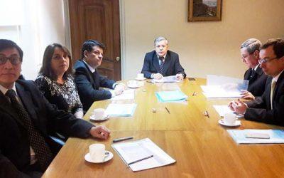 Comisión de libertad condicional de Rancagua inicia su primera sesión del año 2017