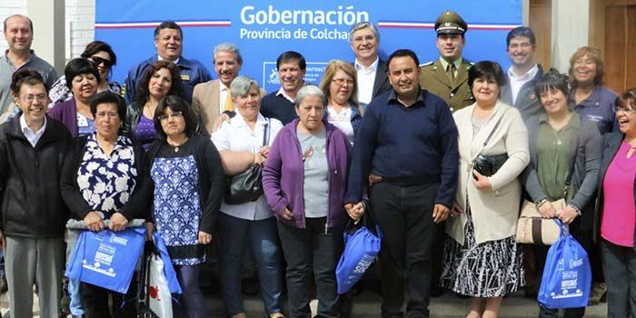 Con vecinos de Nancagua Gobernación de Colchagua desarrolla diálogo participativo ciudadano