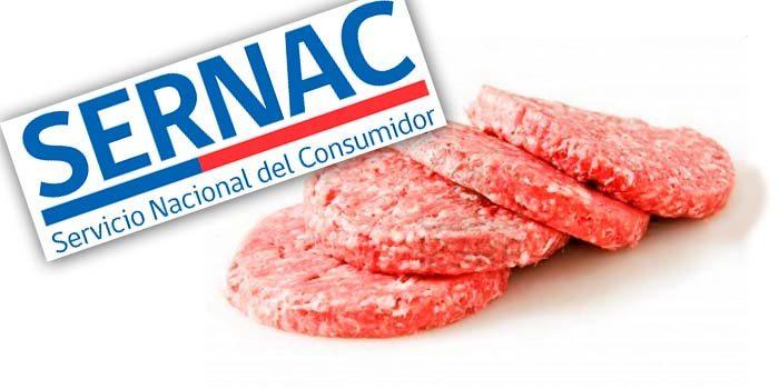 Cuidado con las hamburguesas Sernac denuncia a marcas por no cumplir la ley
