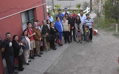 Culminan trabajos de mejoramiento en condominio social de Olivar