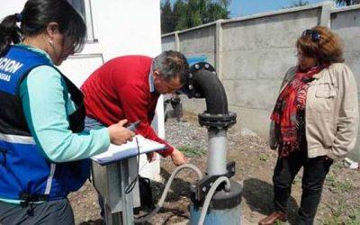 Dirección General de Aguas del MOP refuerza control de extracciones de aguas subterráneas