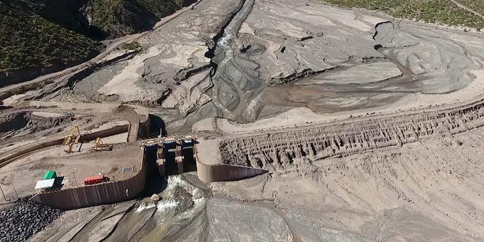 Dirección General de Aguas visita río Tinguiririca