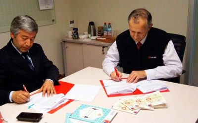 Dirección regional del Sernac y el inacap Rancagua firman convenio