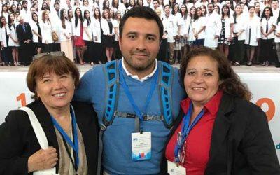Director de salud de Rengo participa de congreso de atención primaria