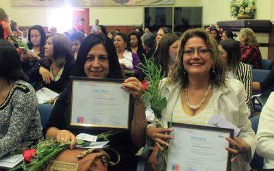 En Rancagua el Sence OHiggins certifica a más 400 beneficiarios MásCapaz