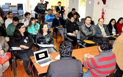 Encuentro regional en Hospital San Fernando para conocer detalles del nuevo sistema de Inventario