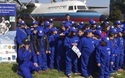 Estudiantes de Mostazal se preparan para ser astronautas