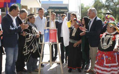 Inauguran oficina regional de derechos indígenas de la Conadi