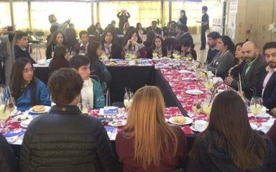 Injuv OHiggins conversa con estudiantes sobre la participación en el Censo 2017