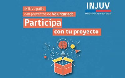 Injuv invita a postular al Fondo Concursable Voluntariado 2017