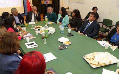 Inmigrantes participan de masivo diálogo centrado en política inmigratoria y enfoque de derechos
