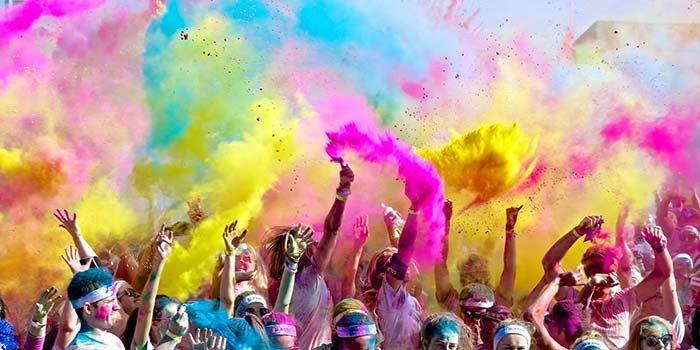 La corrida Fun Color IND Rancagua traerá sana entretención para toda la familia