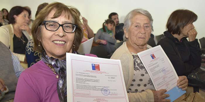 Más de 200 familias de Rancagua mejorarán sus viviendas a través de subsidios