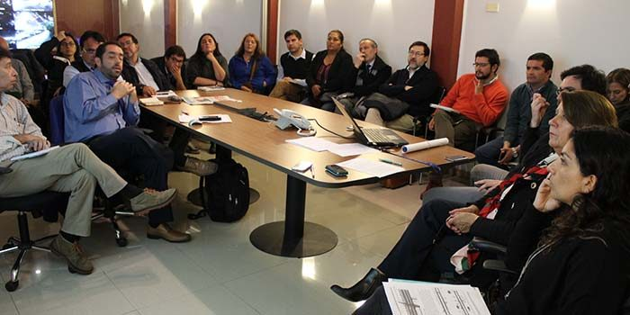 Mesa de trabajo multisectorial para abordar conectividad vial Machalí-Rancagua